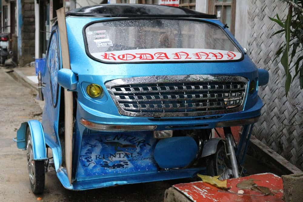 Things you wpn't find in other countries: The Jeepney buses in the Philippines
