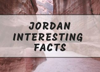 interesting jordan facts