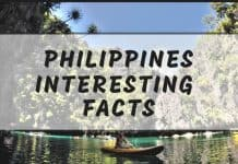 Interesting philippines facts