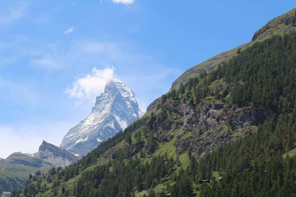 Zermatt is one of the best places to visit in Switzerland