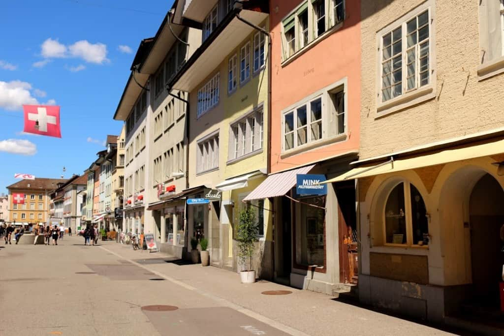 Winterthur is one of the best cities in Switzerland