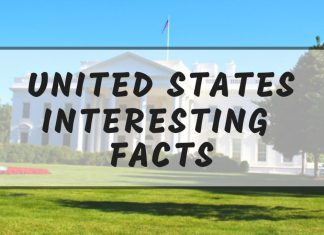 Intersting United States facts