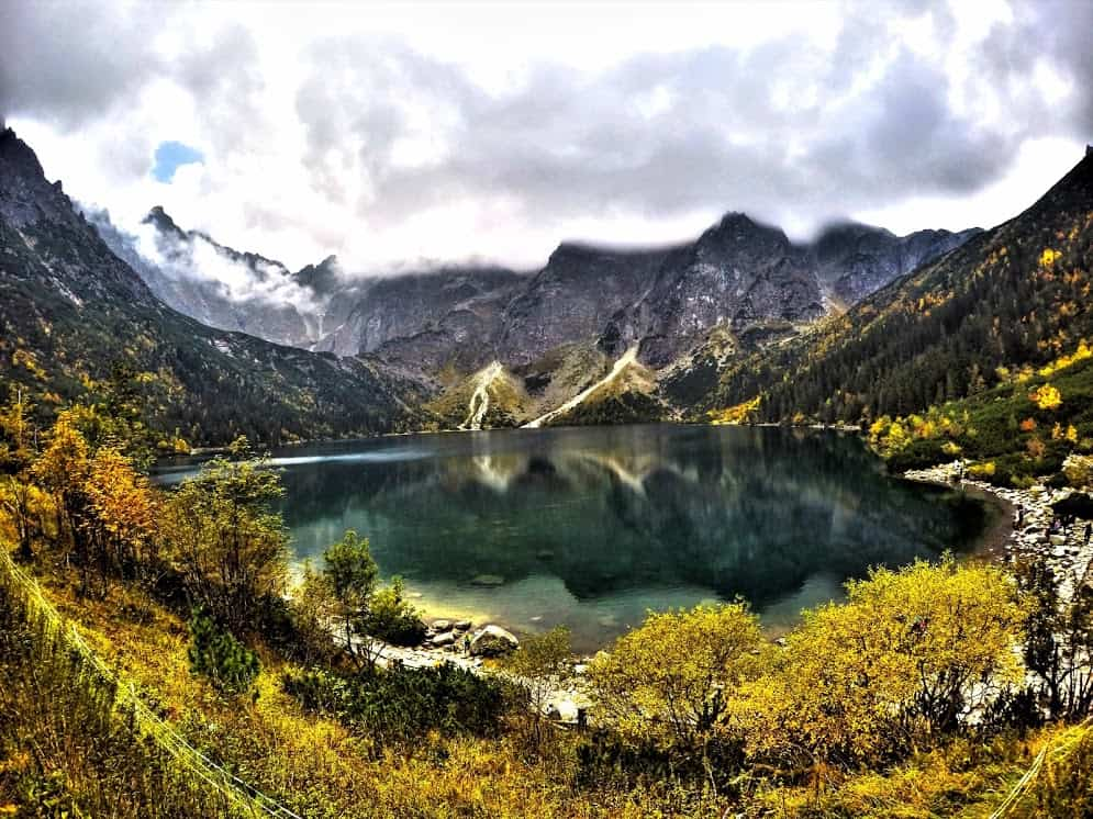 Zakopane in Poland is extremely beautiful