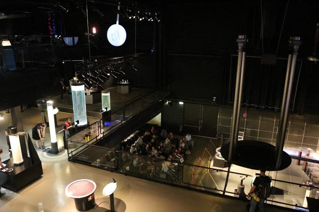 swiss science center technorama winterthur inside