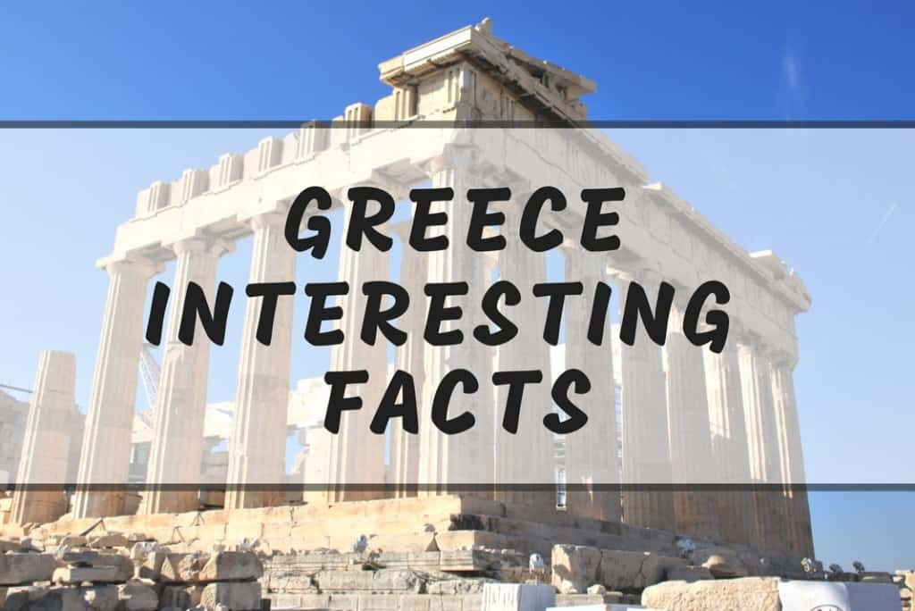 greece interesting facts 10 things you didn t know about greece