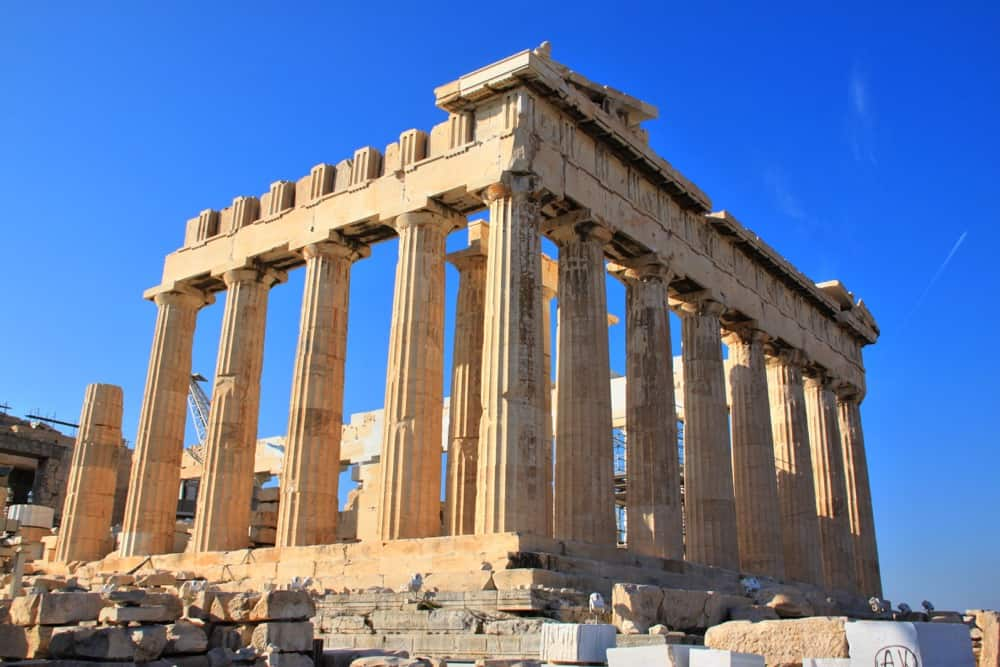 Interesting facts about Greece: Greece is ancient