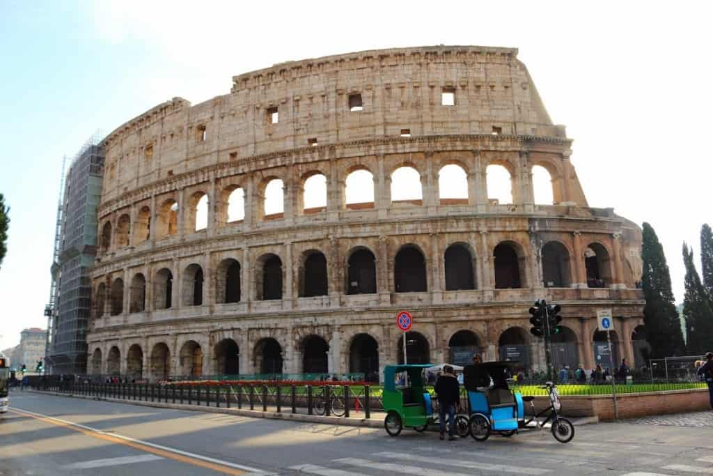 Facts about the Rome Colosseum: the deaths