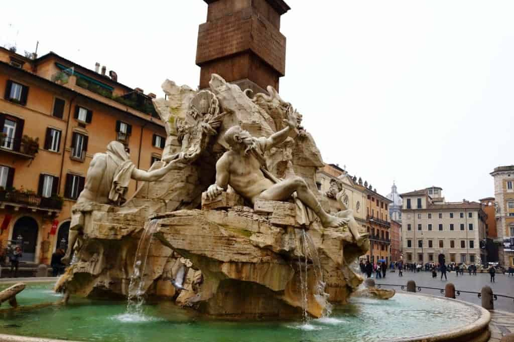 Fun facts on Rome: the Trevi fountain