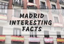 Madrid interesting facts