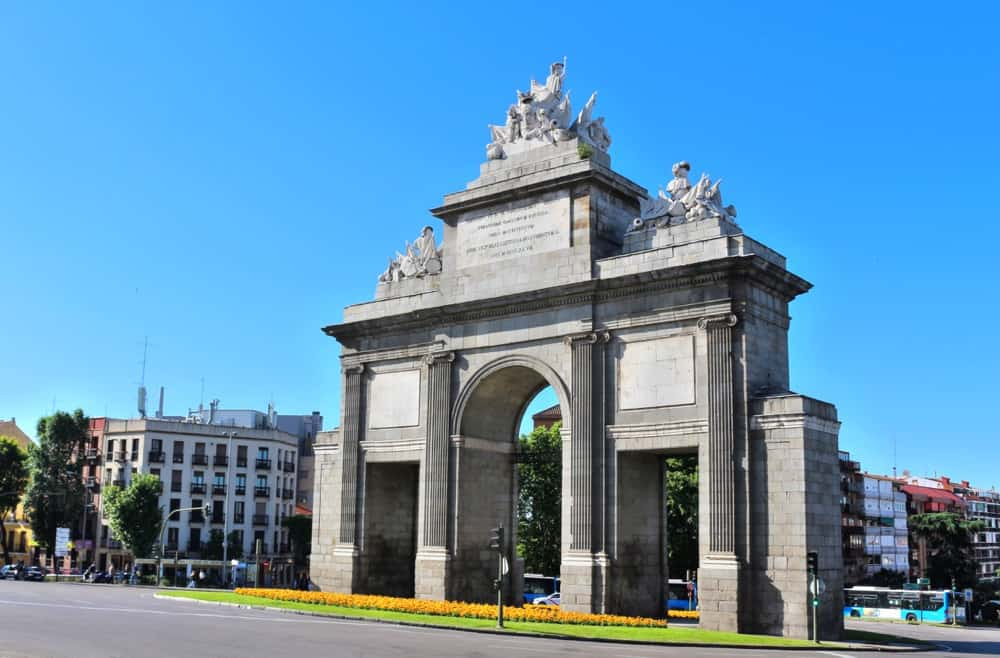 Facts on Madrid: Madrid is student city