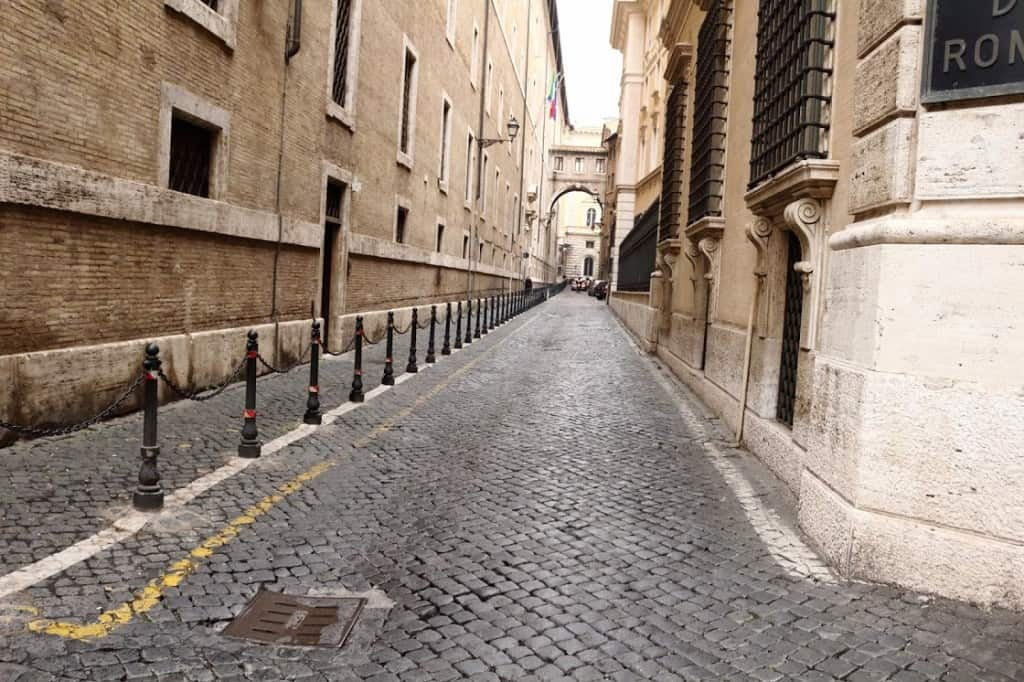 Facts on ancient Rome: the roads