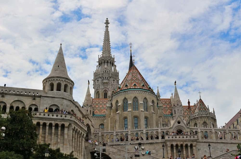 Budapest romantic guide