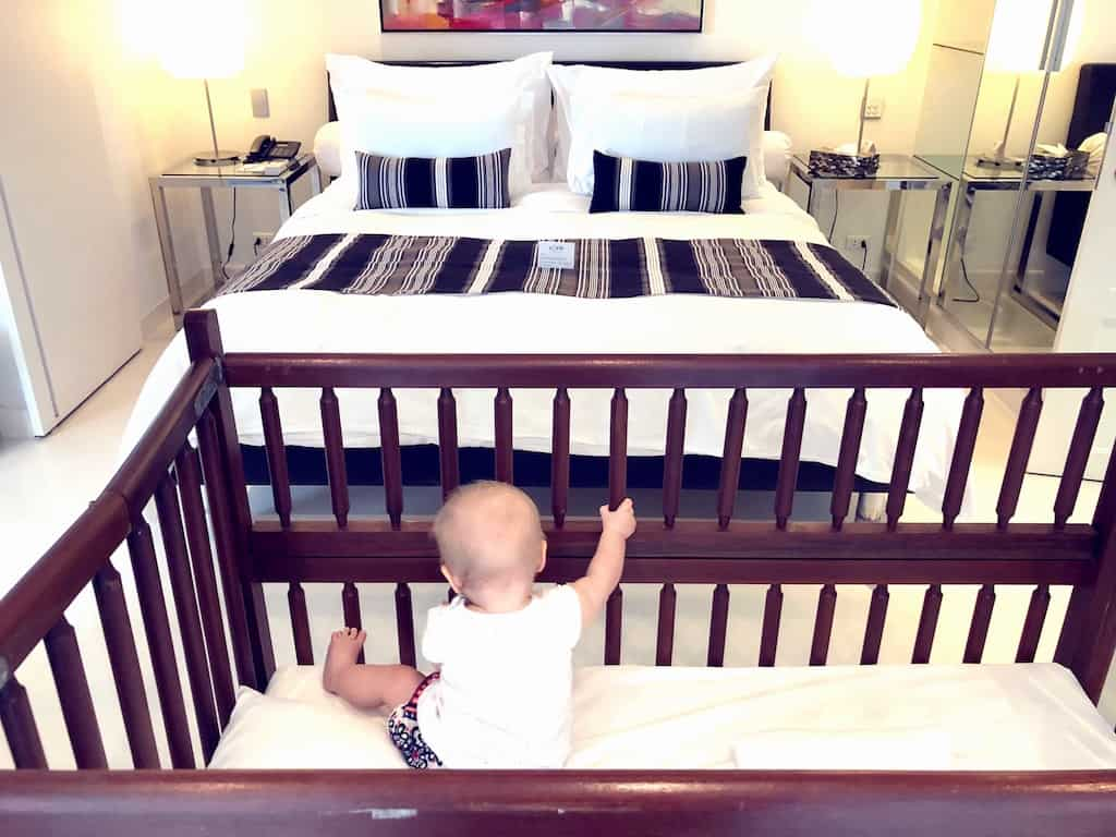 baby cot byd lofts