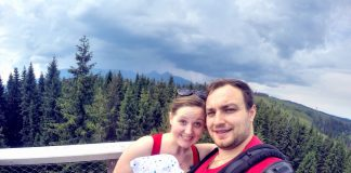 Crazy Parents Traveling the World With Their Baby
