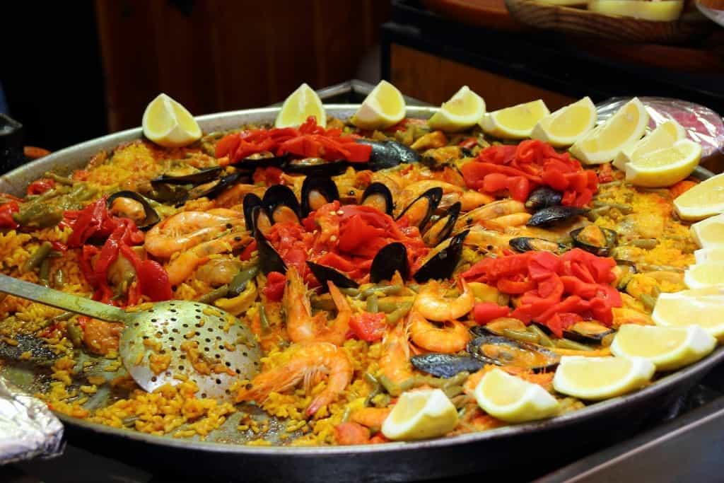 Reasons to love Spain: food