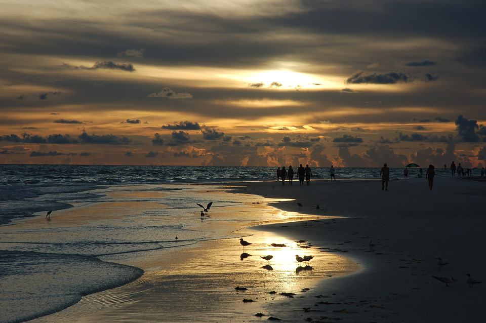Siesta Key in Florida