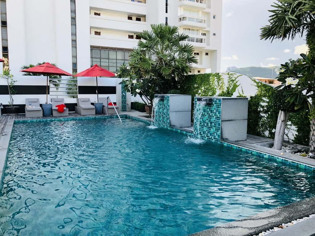 swimming pool byd lofts