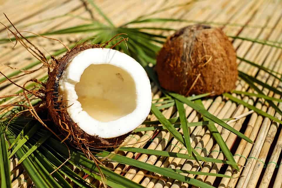 Second largest producer of coconuts!