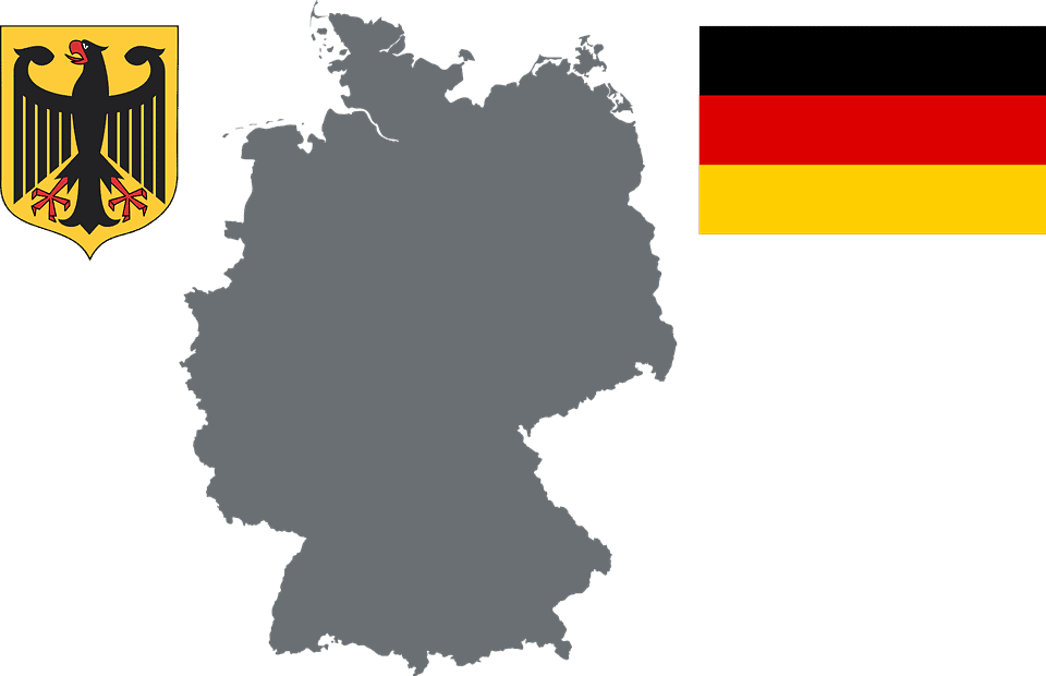 Germany national emblem