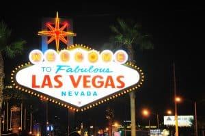 Live it up in Las Vegas!