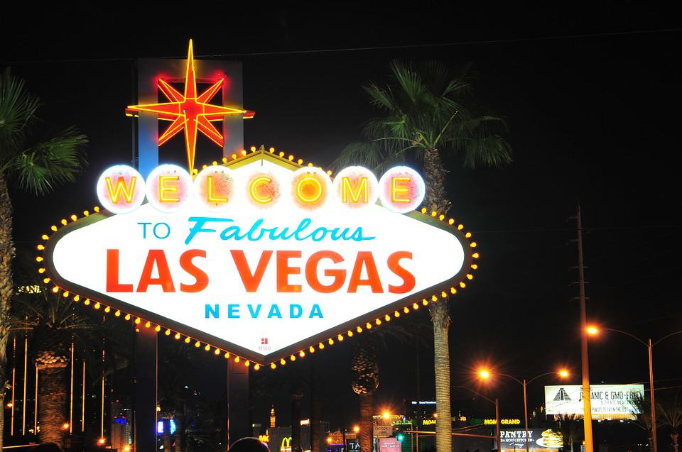 Live it up in Las Vegas!