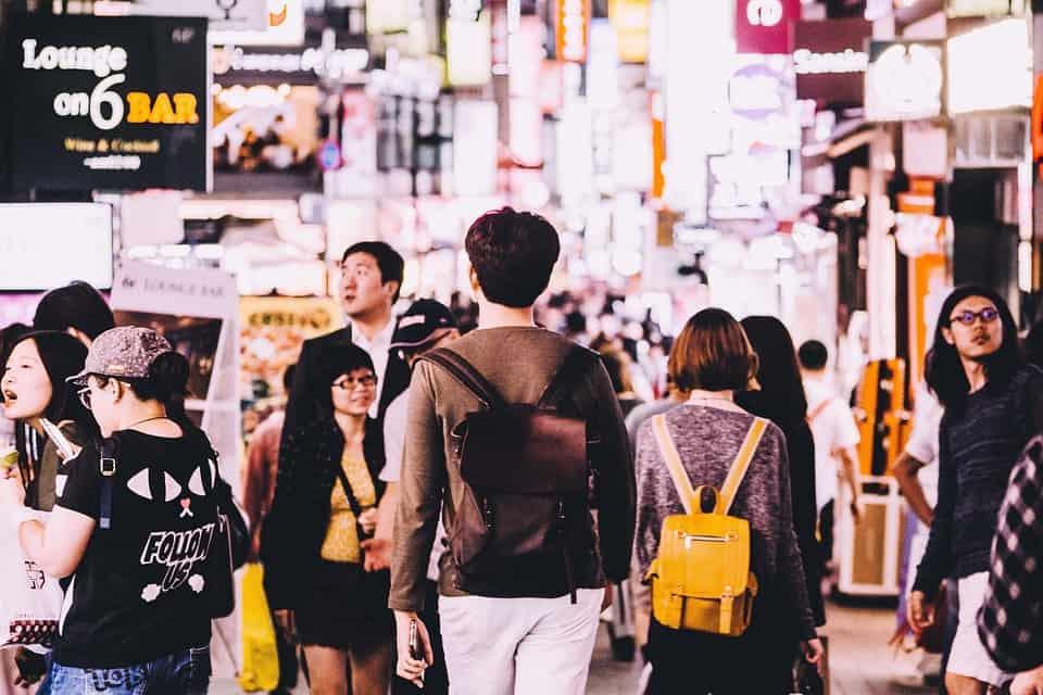 Can you walk faster than a Singaporean?