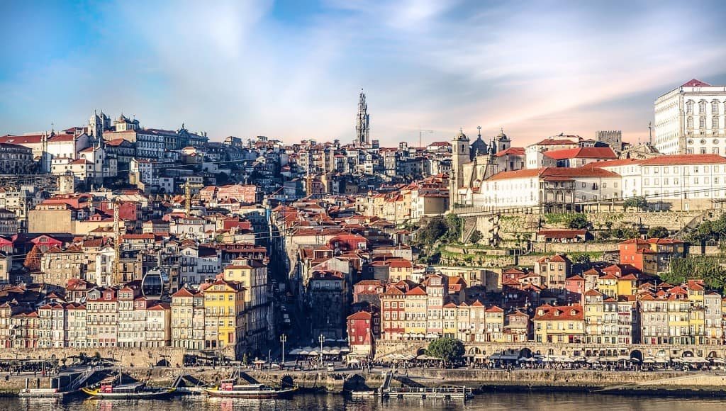 Honeymoon destinations: Porto