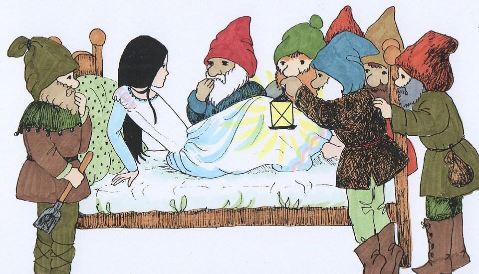 All your favorite fairy tales were written by Germans