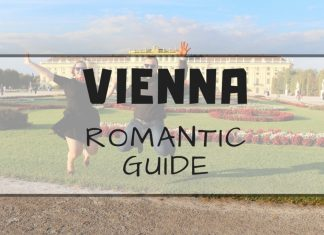 Vienna romantic guide