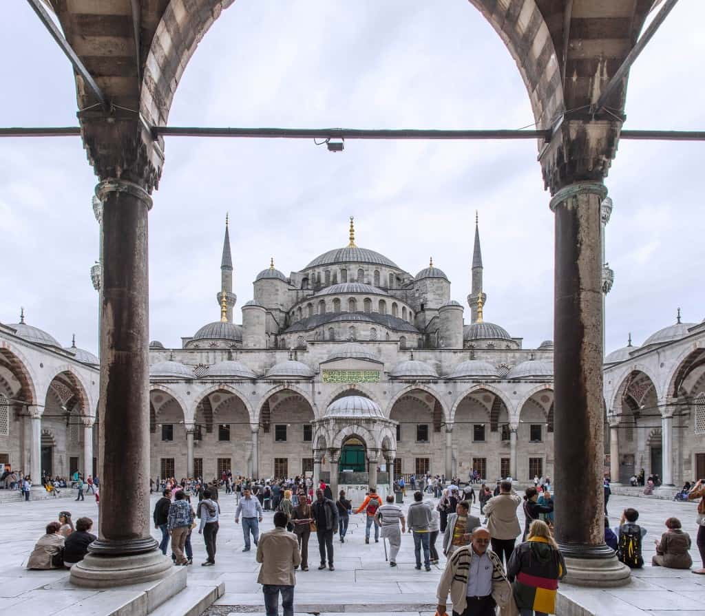 Holiday to Turkey checklist