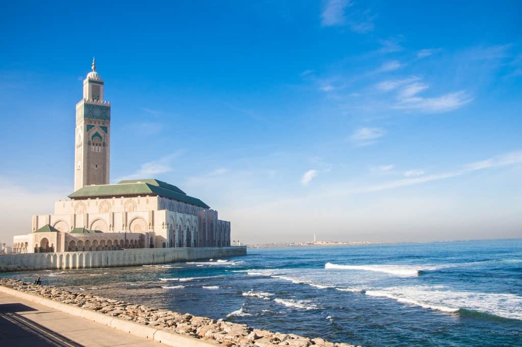 Hassan II Mosque - Facts about Casablanca Morocco