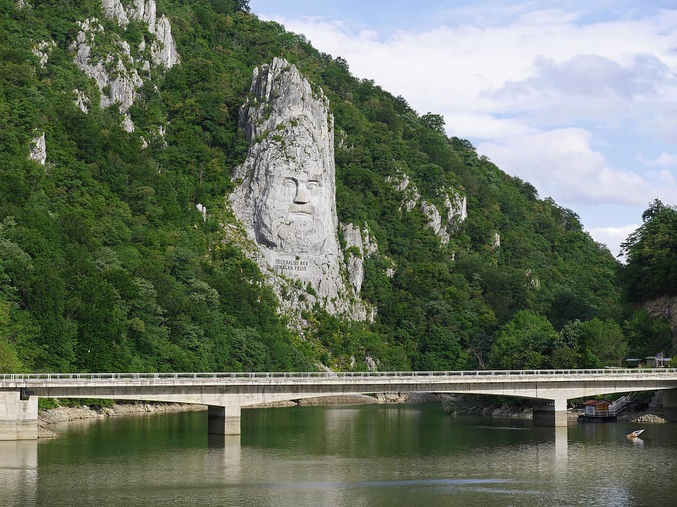 Decebalus, the last Dacia king