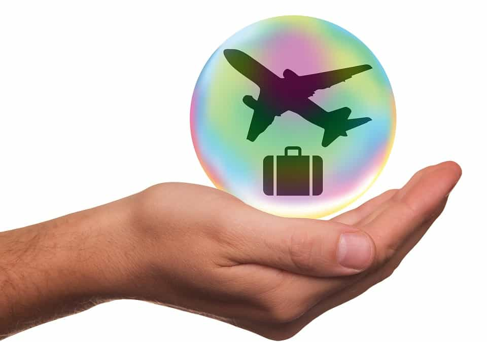 Travel insurance to be safe