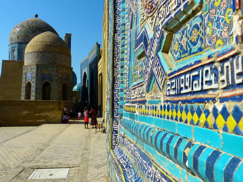 Samarkand ubezbikstan best place to visit 2019