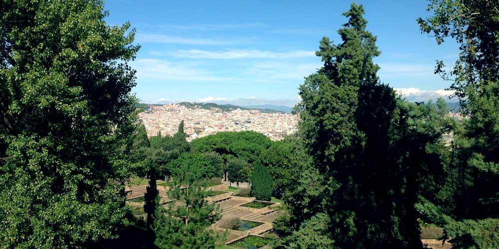 hidden montjuic Barcelona