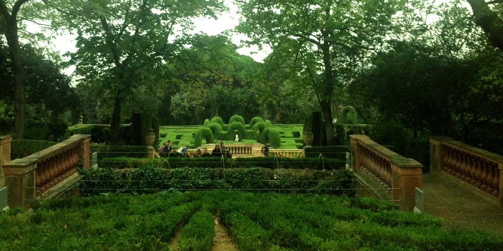 labrynth de horta Barcelona