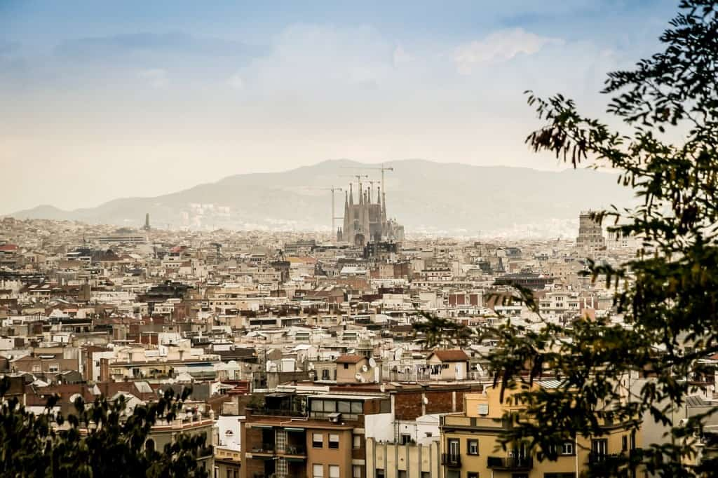 Your Spain trip planner must include Barcelona