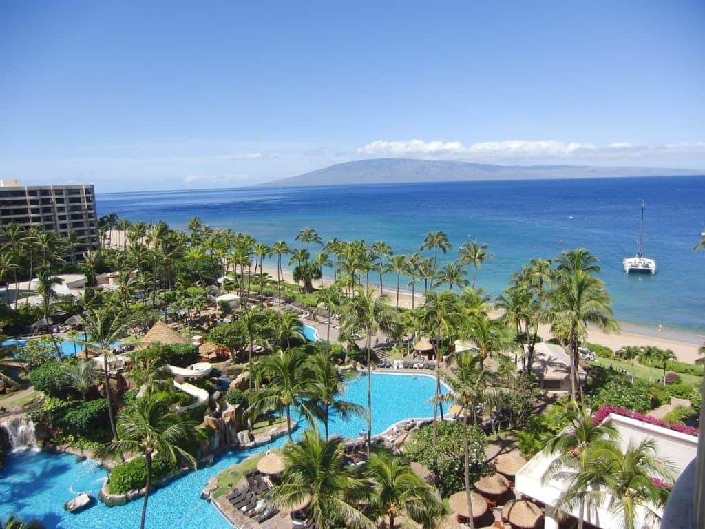Best place to stay in Maui for couples