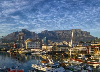 Cape Town romantic guide