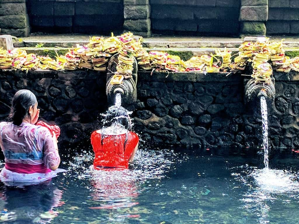 Holy Water Temple Bali