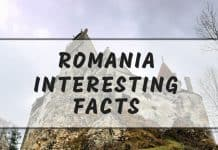 Interesting Romania facts