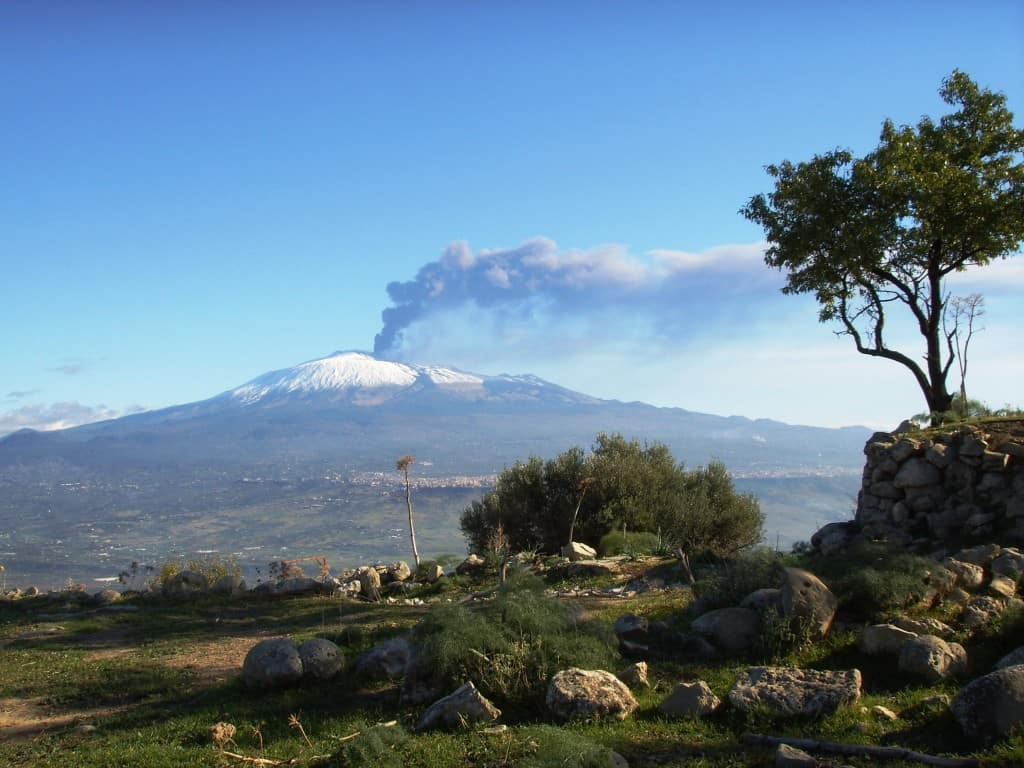 It's worth traveling to Sicily only to see Etna