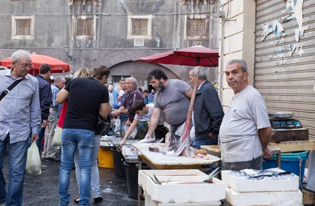 Pescheria is a hidden gem of Catania