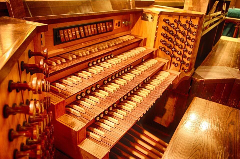 Largest Pipe Organ in Europe