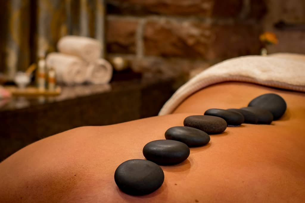balinese hot stone massage