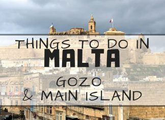 Best Things to do in Gozo and Malta Main island