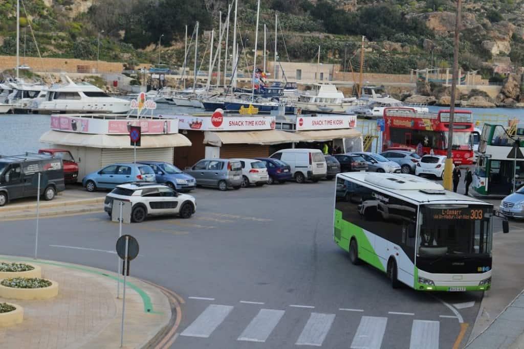 malta buses gozo