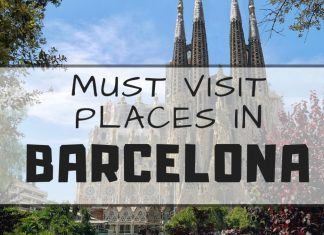 barcelona must visit places