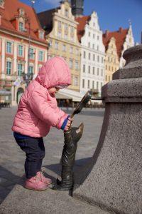 dwarfs wroclaw hunting kid toddler