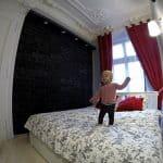 grey rooms
